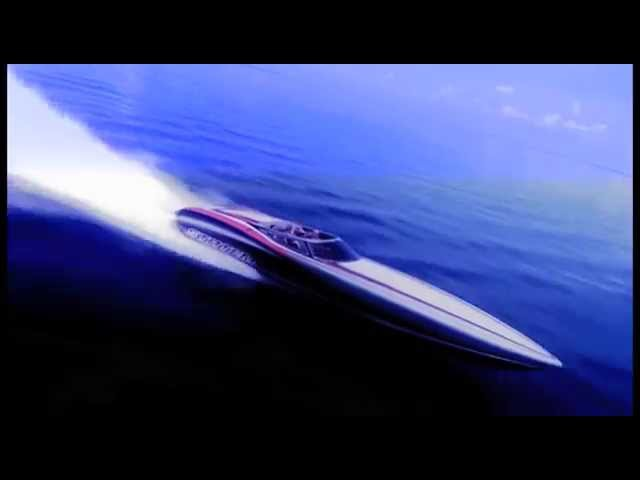 The Bugatti Veyron of performance boats