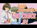 Junjo Romantica Sekaiichi Hatsukoi Crack Humor OMG ANIME WTF PT:1