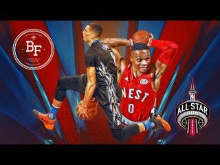 NBA All-Star Weekend 2016 Mix!