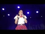 Марина Девятова в Твери 07.01.2016 г. Окончание концерта. Две песни.