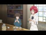 Akagami no Shirayukihime 11 серия Mutsuko Air &amp JackieO Красноволосая Белоснежка 11