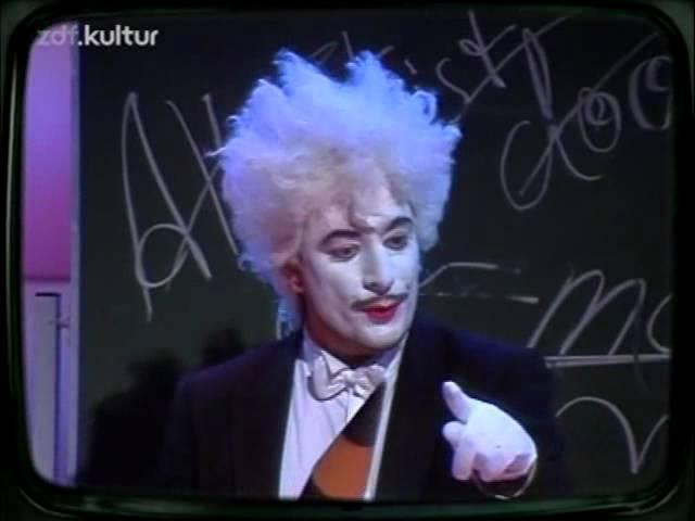 Silicon Dream - Albert Einstein - ZDF-Hitparade - 1988