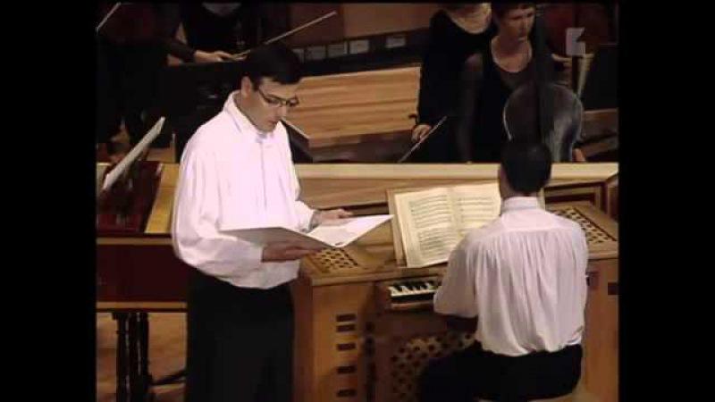 Antonio Vivaldi - Nisi Dominus, Andreas Scholl, The Australian Brandenburg Orchestra