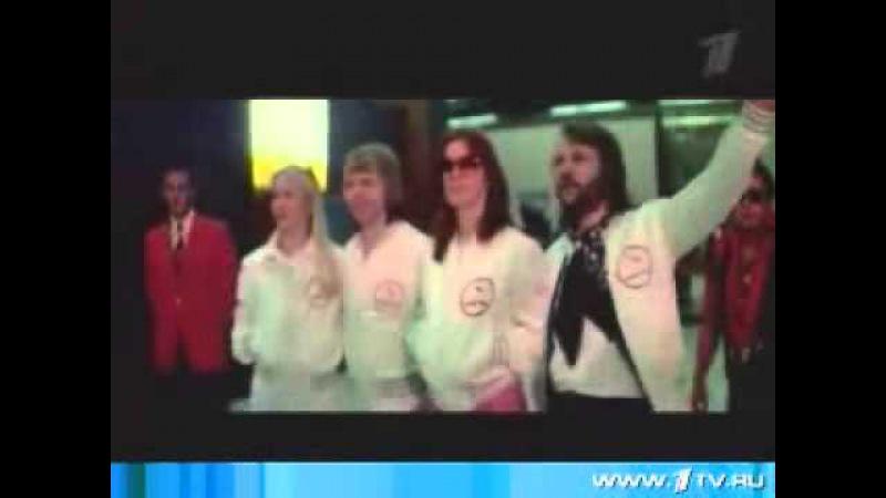 Фрида и Бьерн (АВВА) в Москве! 16.10.2006 г.