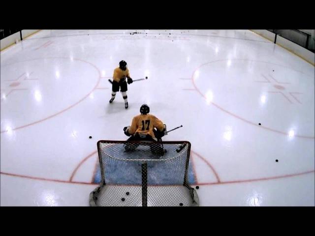 Для тех кто хочет научиться делать финты в хоккее