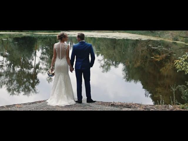 Свадебный клип Максим и Юлия initialdstudio