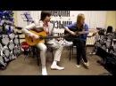 Екатерина Дригалина и Евгений Клюса - Либертанго, Астор Пьяццолла (Новогодний концерт 27.12.14)