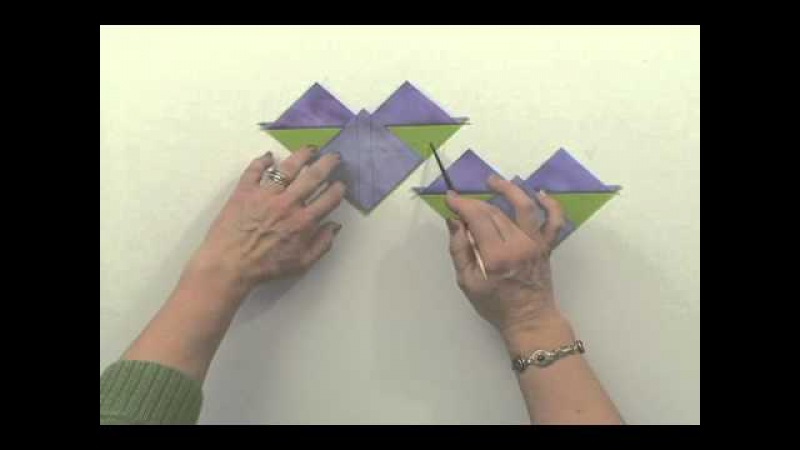 Wing Clipper Ruler for Making Perfect Flying Geese