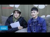 스페셜DJ EXO 첸&세훈과 함께 한 슈키라 비하인드! / 160111[슈퍼주니어의 키스 더 라&#463