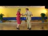 Буги-вуги танец — видео урок №3.