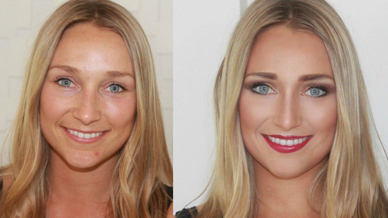 Коррекционный макияж