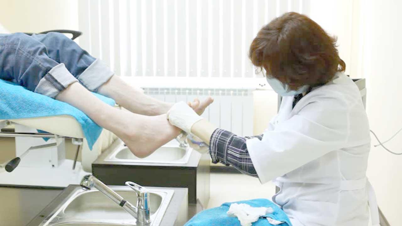 Наблюдение врача дерматолога-миколога в течение 3х мес