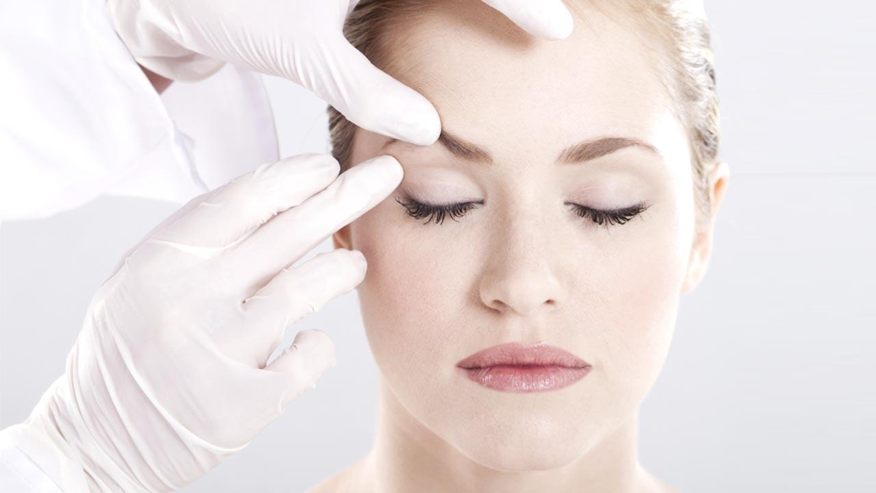 Наблюдение врача косметолога в течение 3х мес