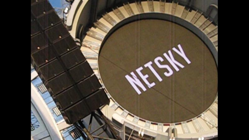 AFP - 2015. NETSKY (Видео снял Рома Жилинский)