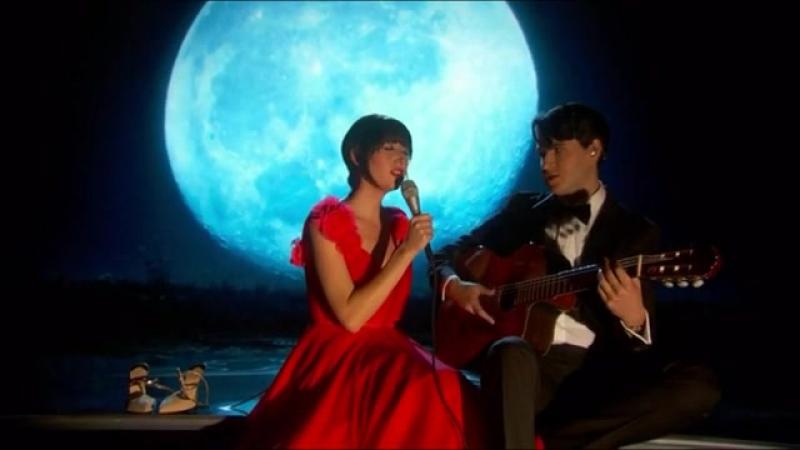 Karen O and Ezra Koenig - The Moon Song (Live at the Oscars 2014)