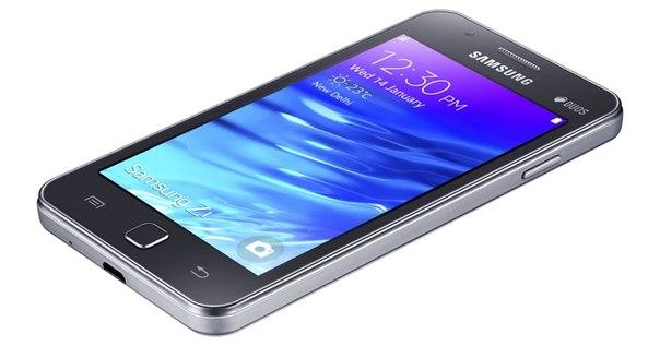 Следующим Tizen-смартфоном Samsung станет модель Z3