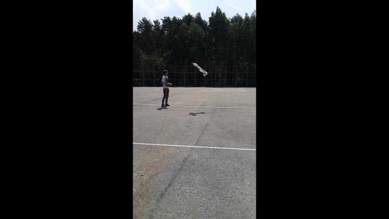 Демонстрация пилотажной авиомодели MX-2