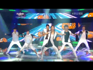 120622 - 빅스 (VIXX) - Super Hero @ Music Bank