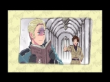 Axis Powers Hetalia - Хеталия и страны Оси - 1 сезон 7 серия [Yuki Yujie]