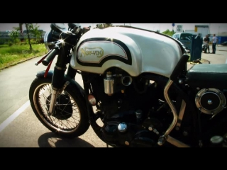 Discovery: Гоночный мотоцикл/Cafe Racer 1 сезон 6 серия