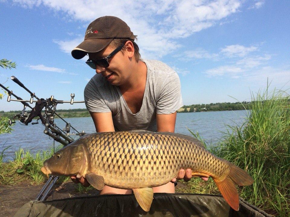 рыбалка в самарской области вконтакте