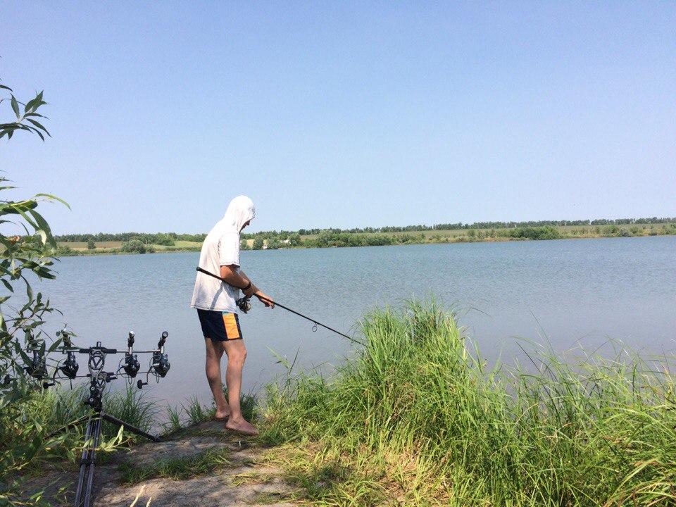 бариновка самарская область рыбалка
