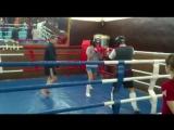 Самсонов vs Козинцев Спарринги тайский бокс 08 января 2016