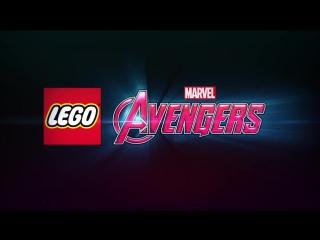 LEGO MARVELS AVENGERS Официальный трейлер НОВИНКА (1080p HD 2015)