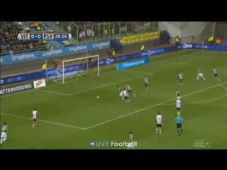 Витесс 0-1 ПСВ | Эредивизи 2015/16 | 15-й тур | Обзор матча