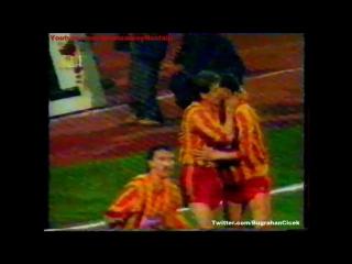 Beşiktaş 2 - 2 Galatasaray (Penaltılarla 4-5) (13.02.1991)