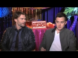 Seann William Scott amp Eddie Kaye Thomas talk American Reunion - JoBlo.com (HD)