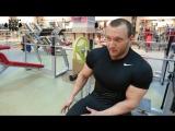 Mens Physique из Бруклина. Сергей Смирнов и Антон Дегтярёв