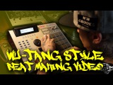 Old School Boom Bap Classic Horn Soul Sample Wu Tang Style MPC Beat Making Video