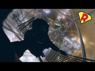 Москва Сити - Башня Федерация / Moscow City - Federation Tower (Height: 424 m.) LifeNews ПЕРВЫЕ