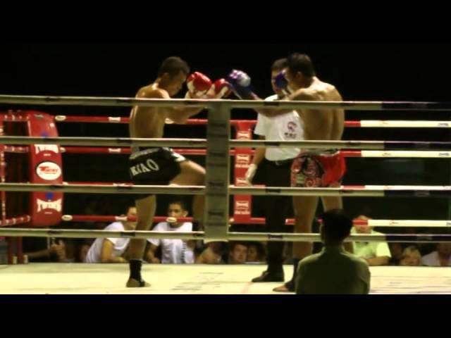 TCC 9, The Champions Club Thailand - Sittichai Sitsongpeenong (Thailand) vs Sen Bunthen (Cambodia)