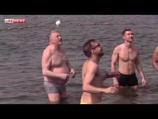 Жириновский и другие мужики...