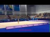 Aleksandra Soldatova Clubs - Kazan 2016