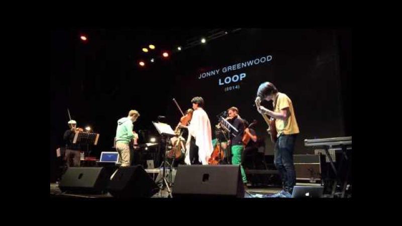 Jonny Greenwood LCO - Encore 1 - Microtonal Shaker @ Yotaspace in Moscow, Russia