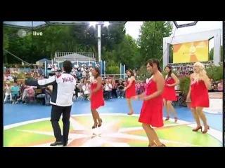 Bruno Ferrara - «Musica italiana» [live ZDF-Fernsehgarten 2011]