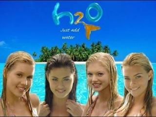 Nickelodeon H2O Просто добавь воды 3 сезон 23 24 серии из 26) на русском