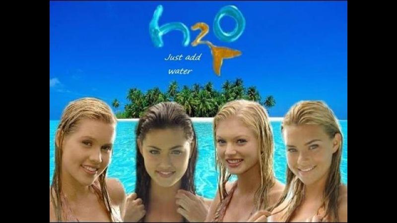 Nickelodeon H2O Просто добавь воды 3 сезон 23 24 серии из 26 на русском