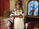Пряничный домик Русский костюм
