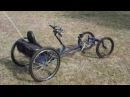 The Deltoyd - A LWB Quadcycle