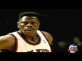 Patrick EWING & Charles OAKLEY Early Technical Fouls vs Pacers ('94 Playoffs ECF Game 1)