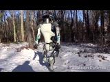 Я всё ждал когда он ударит чувака с клюшкой   Робот трансформерпо имени Чаппи