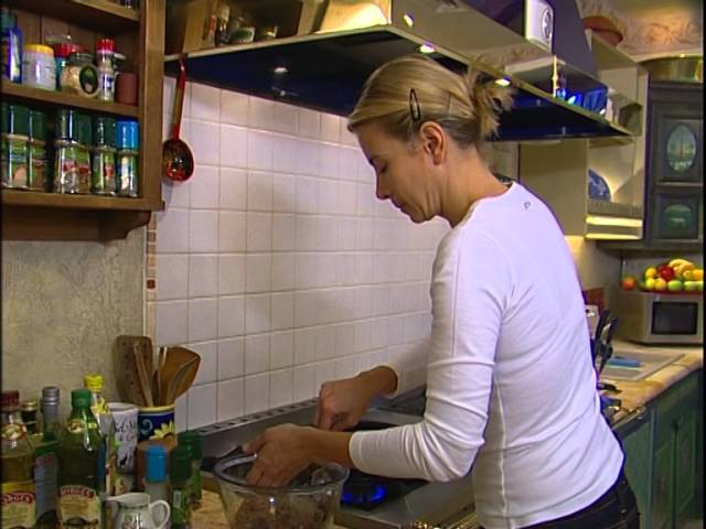 Едим дома ! с Юлией Высоцкой - Зимний завтрак (30.01.2011)