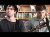 Foster The People NPR Music Tiny Desk Concert