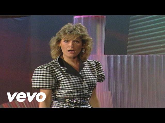 Mary Roos Keine Träne tut mir leid ZDF Tele Illustrierte 11 09 1985