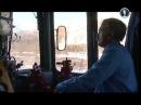 Россия из окна поезда. Полярный Урал