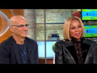 Jimmy Iovine, Mary J. Blige talk Apple Music's new ad
